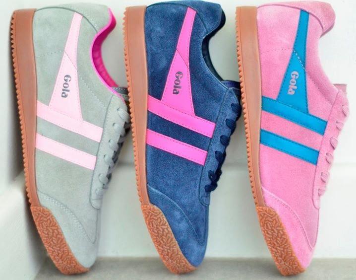 Gola classics womens pink