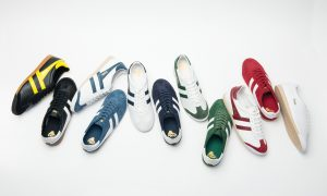 gola harrier 50th anniversary sneaker collection