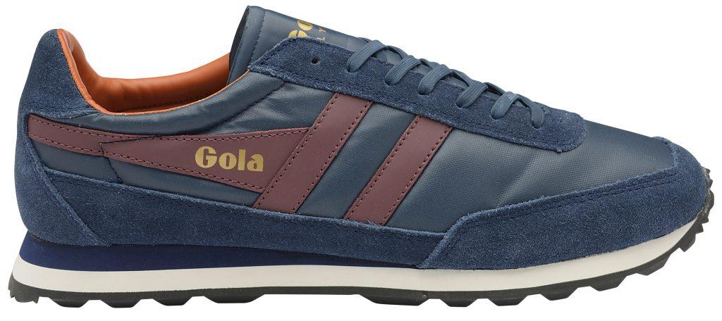 gola classics navy flyer sneaker