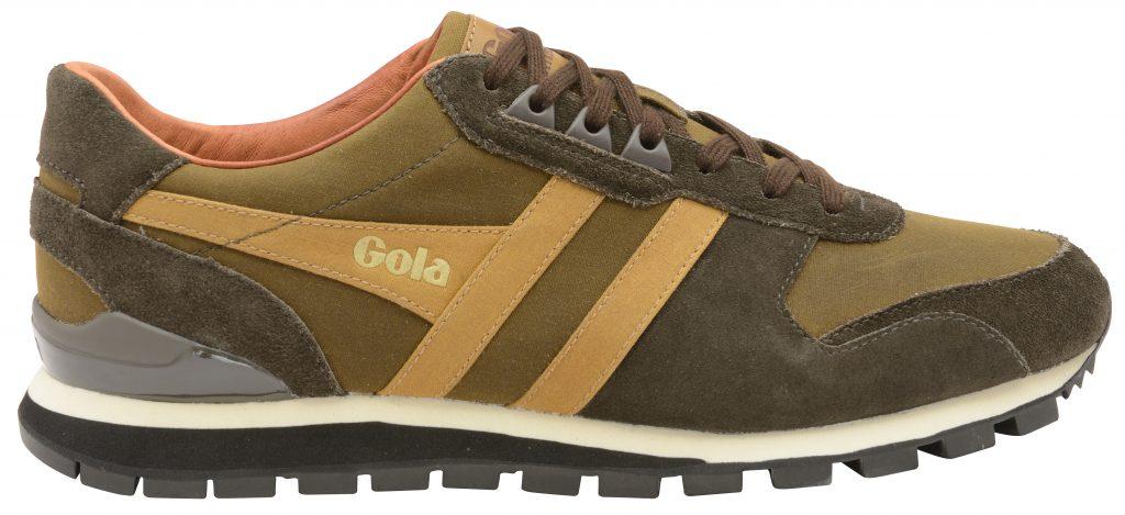 gola classics men's lowland trainer millerain