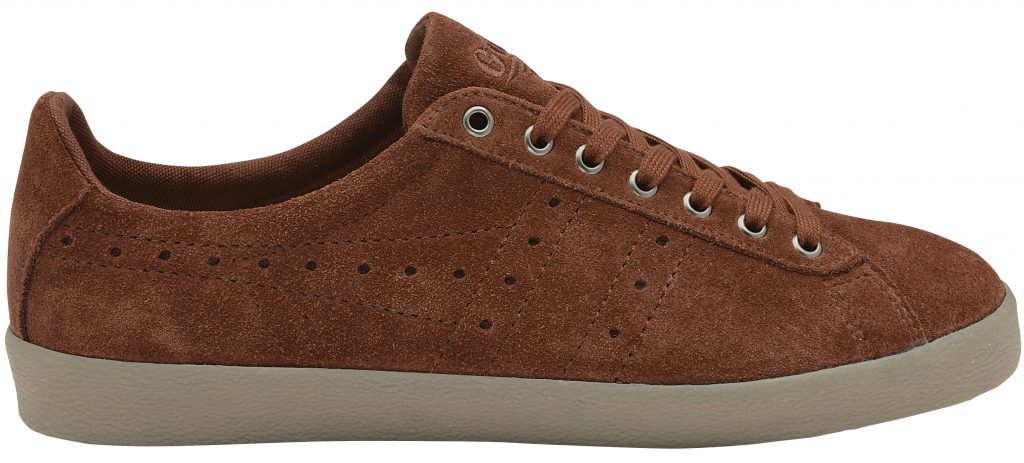 gola classics men's tourist trainer cognac