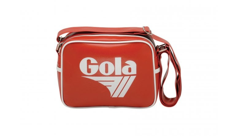 gola classics red micro redford bag