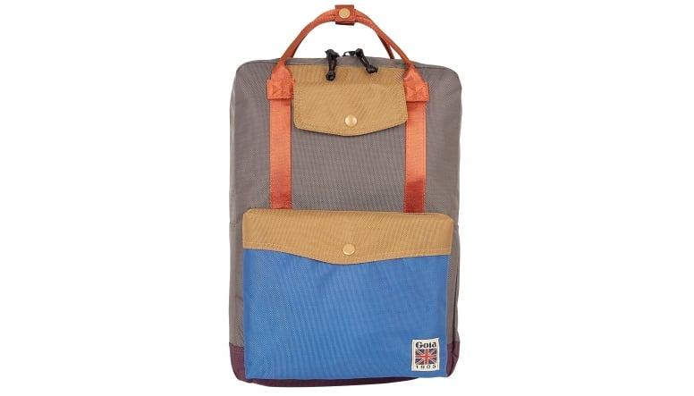 51d240e7b7477 Buy Gola Fransen khaki multi rucksack bags online at gola.co.uk
