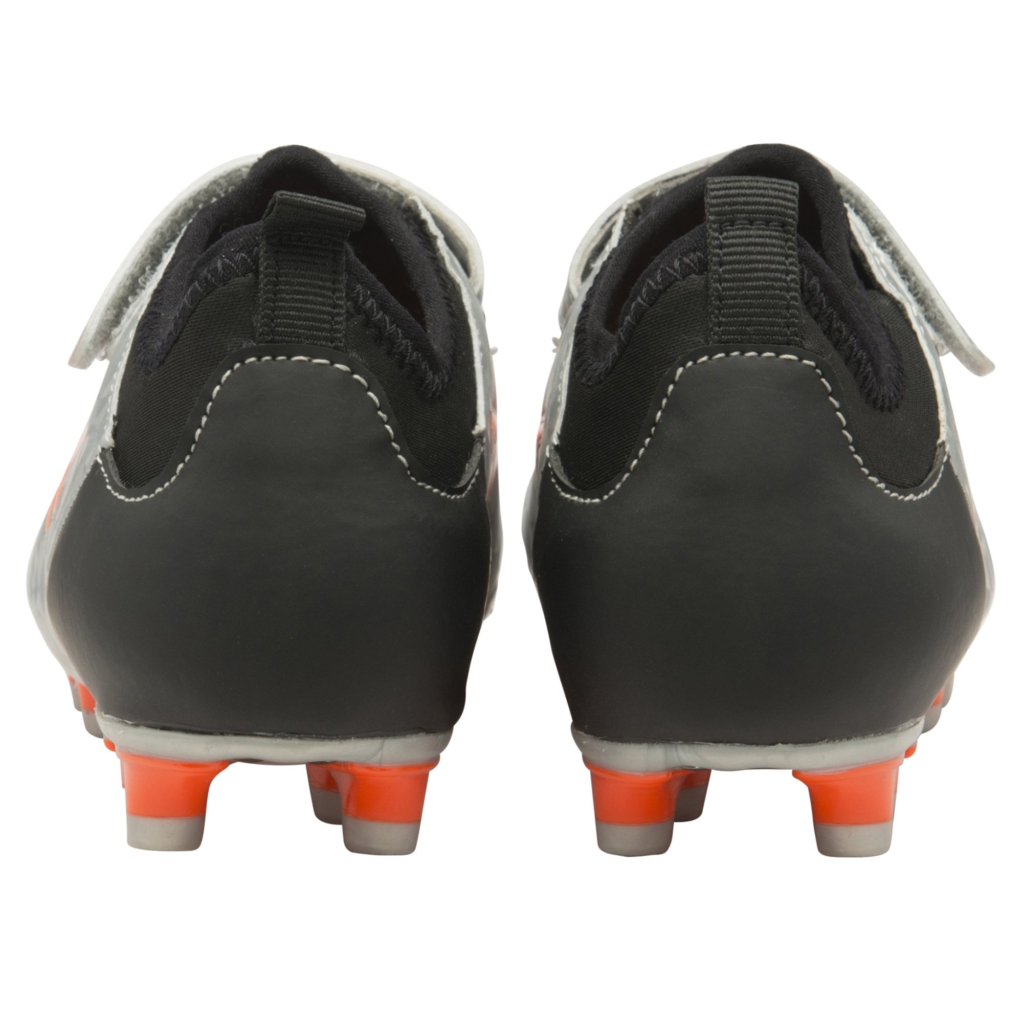 Gola Alpha Infants MLD Football Boots in Silver /& Orange
