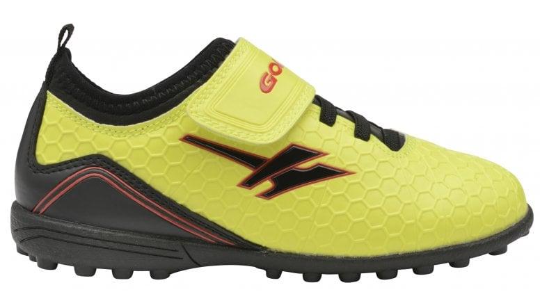 Buy Gola infants Apex VX Velcro football boots in volt online fc569dcdcf