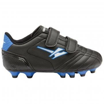 Gola Unisex Kids Alpha Blade,Velcro Football Boots