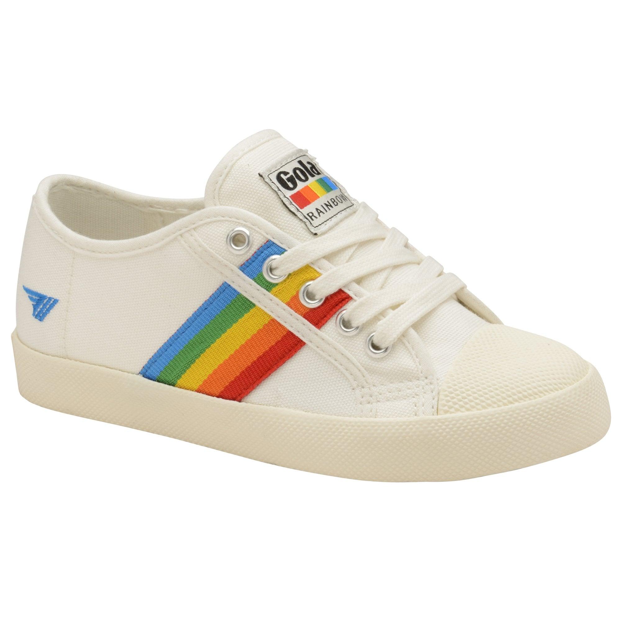 Buy Gola kids Coaster Rainbow trainers