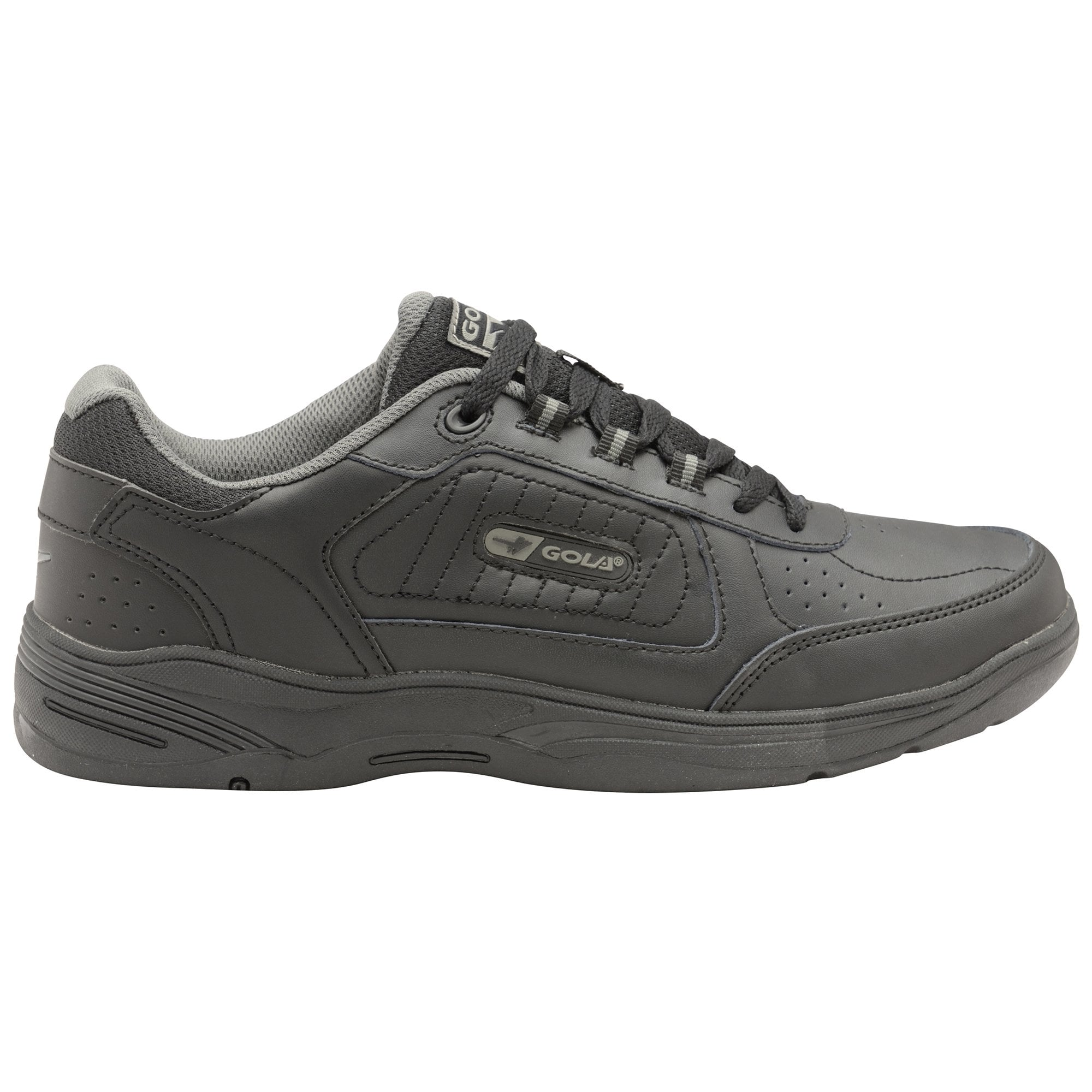 gola belmont lace trainers wide fit