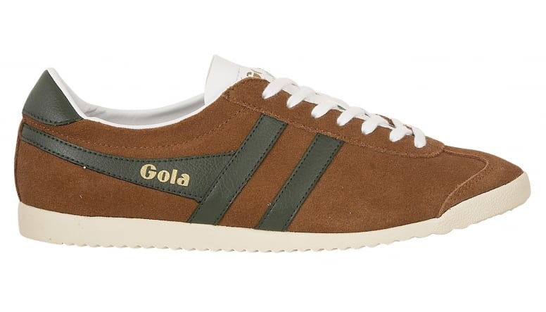 Mens Bullet Suede Trainers Gola P6to4Sy
