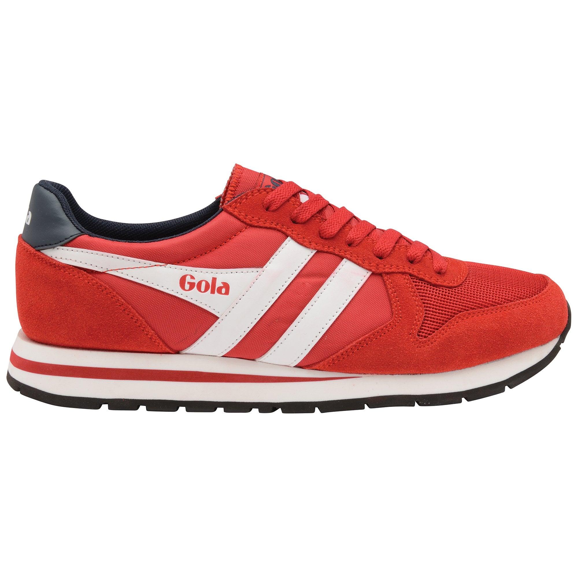 Buy Gola Mens Daytona trainers in red