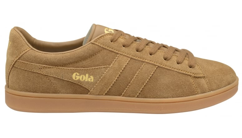 Mens Bullet Suede Tobacco/Off White Trainers Gola mNg86b