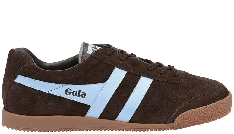 Gola Classics Men's Harrier Suede Trainer ...