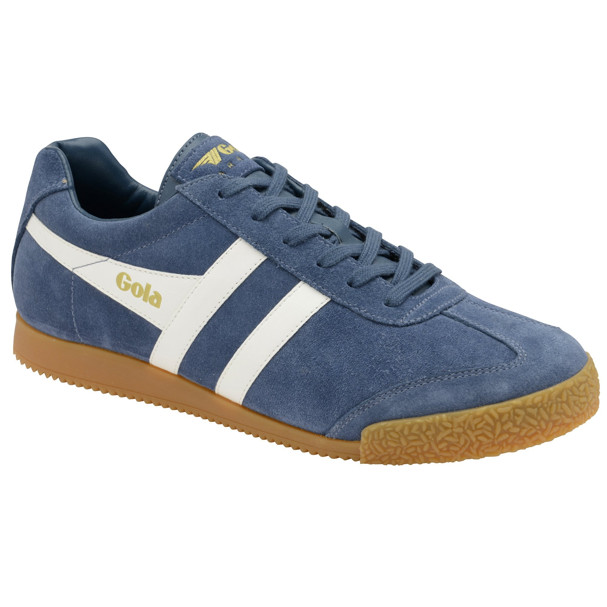 catch purchase cheap classic styles Gola Classics Men's Harrier Suede Trainer