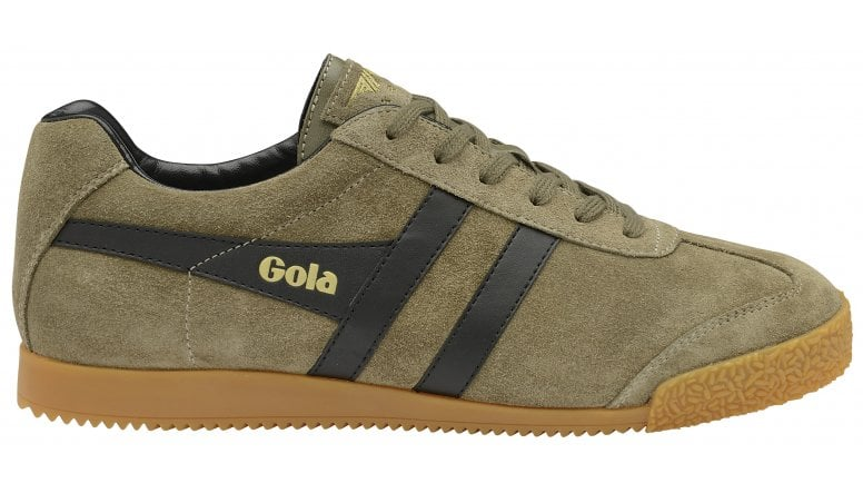 latest design biggest discount usa cheap sale Shoes & Bags Gola Mens Harrier Suede Trainers chunkybrains.com