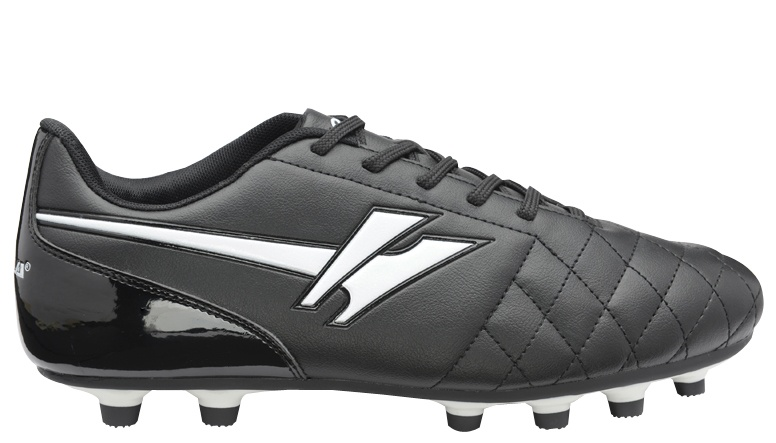 Buy Men s Rey MLD football boots boots in black white online from gola 3cf9ca0ccf