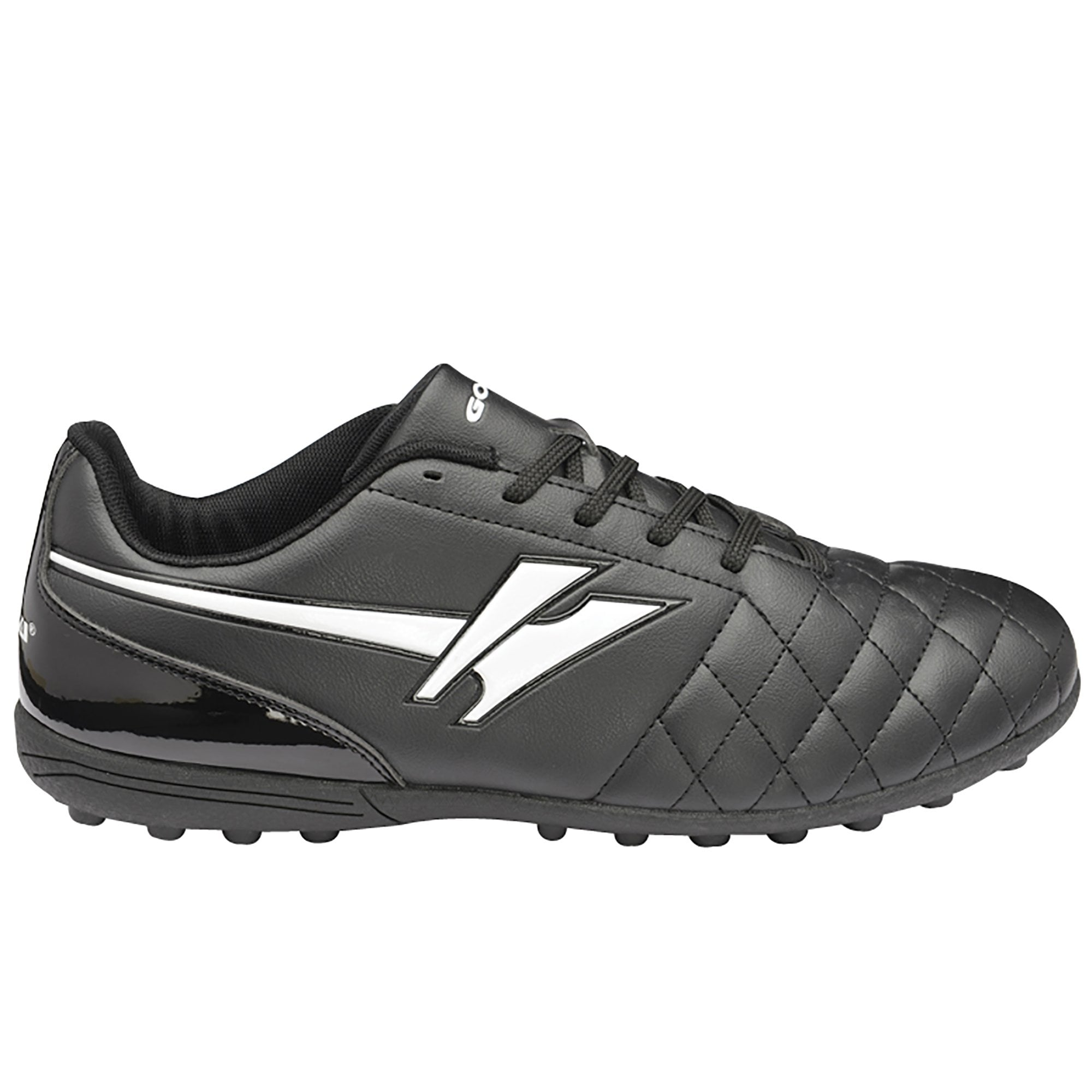 Rey VX astro turf boots in black
