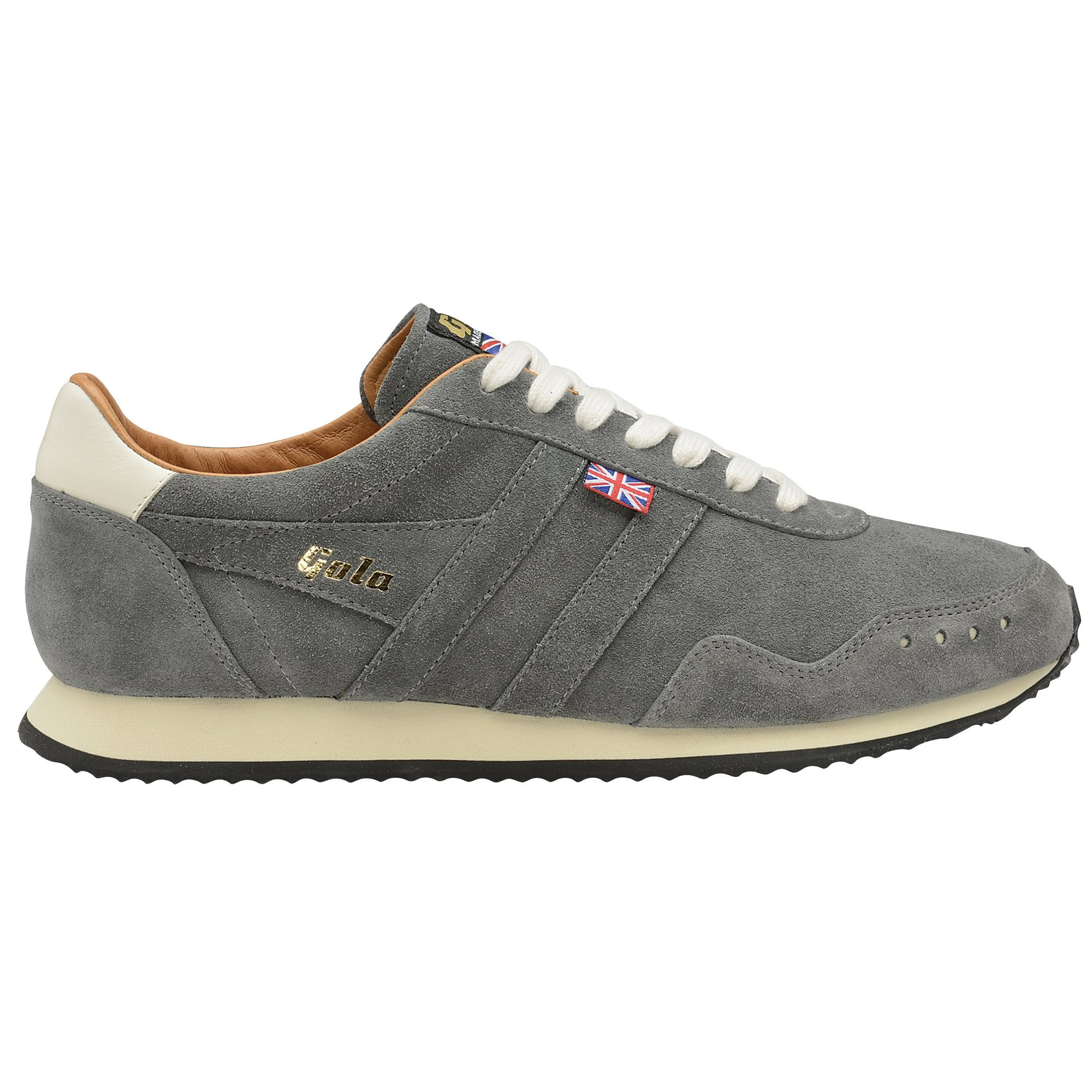 Buy Gola Track Suede 317 trainers in