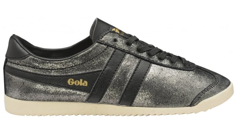 1ea7d35ca571 Buy Gola womens Bullet Glitter trainer in black online