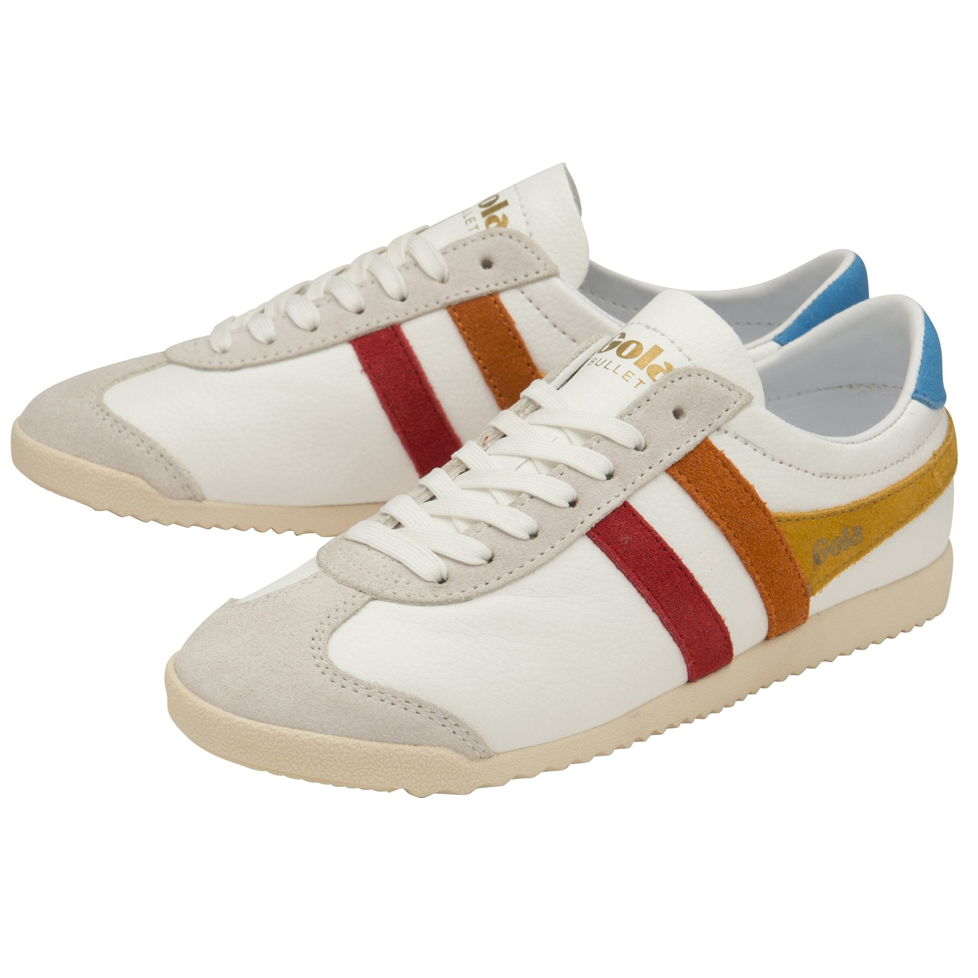 Buy Gola womens Bullet Trident trainers