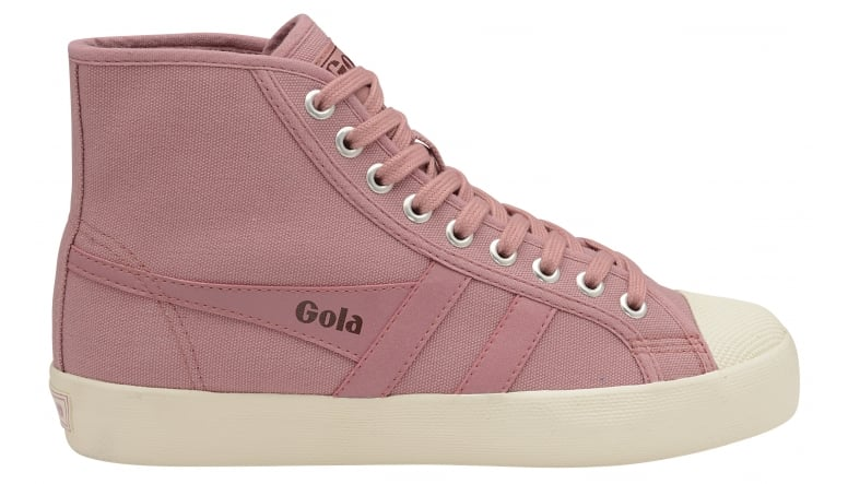 401a726f621 Buy Gola womens Coaster High trainer in dusty rose online at gola