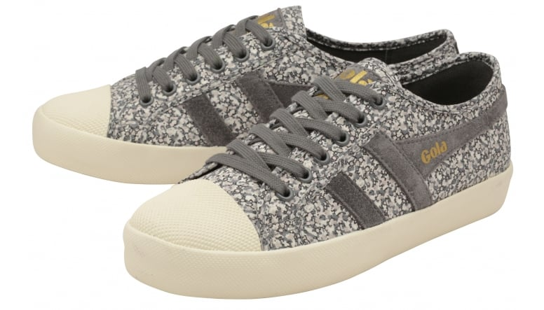 Womens Coaster Liberty Pp Grey Trainers Gola ZgpY2U