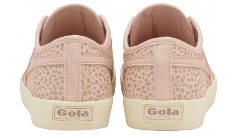 a0e1b3934bd3 Buy Gola Coaster Metallic Cheetah trainer in blossom gold online