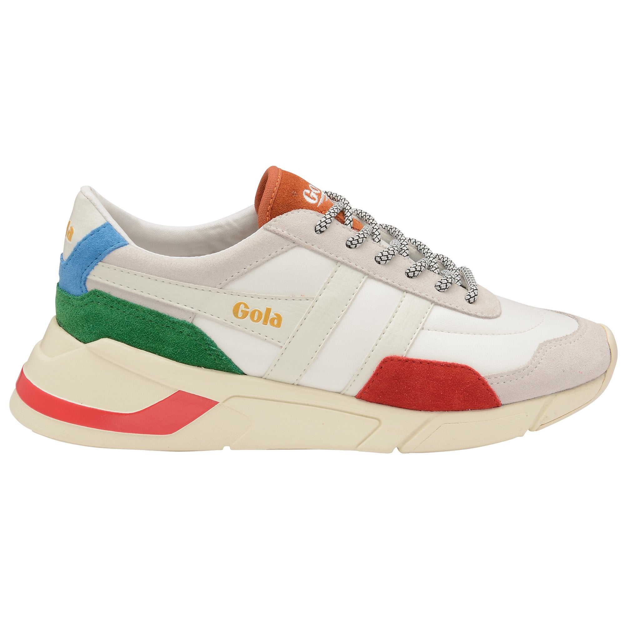 Gola womens Eclipse Trident trainers