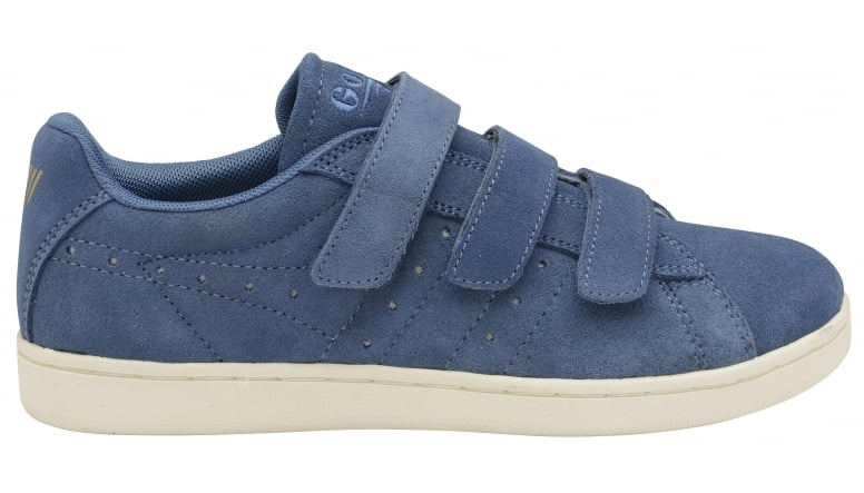 39674902f3a6 Buy Gola womens Equipe Velcro trainer in baltic off white online