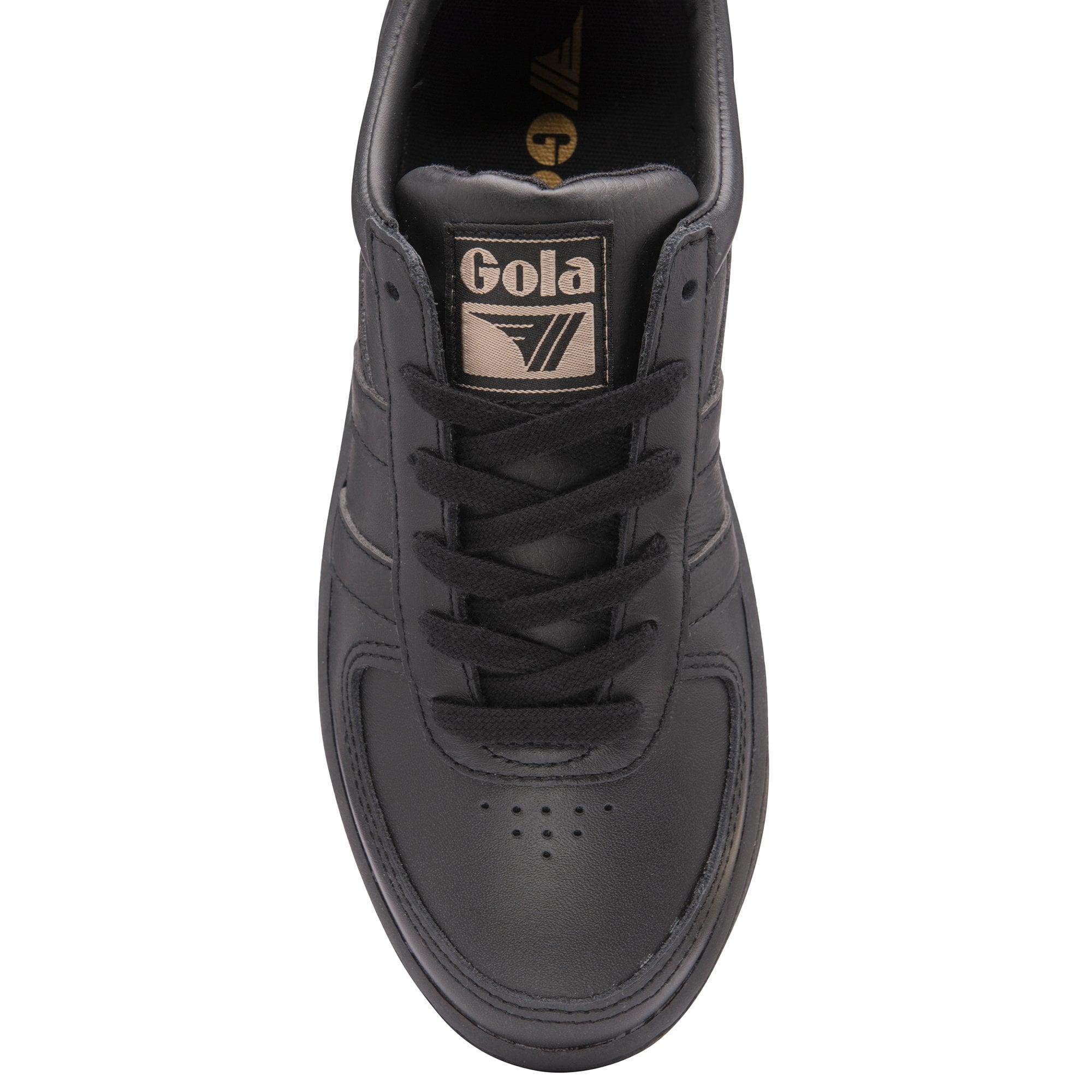 Gola womens Grandslam Leather trainers