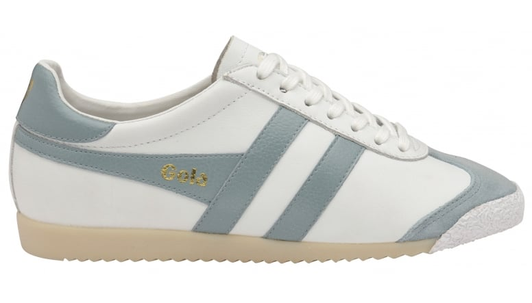 Gola Harrier 50 Leather Trainer (Women's) YCbBkCtPs8