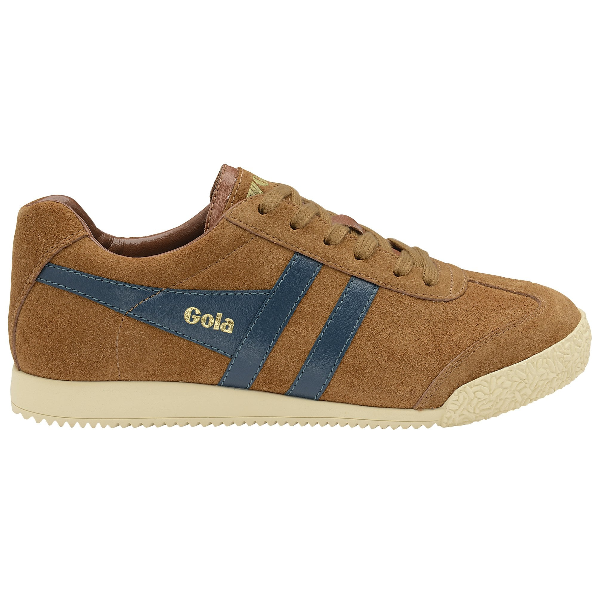 Buy Gola womens Harrier Suede trainers