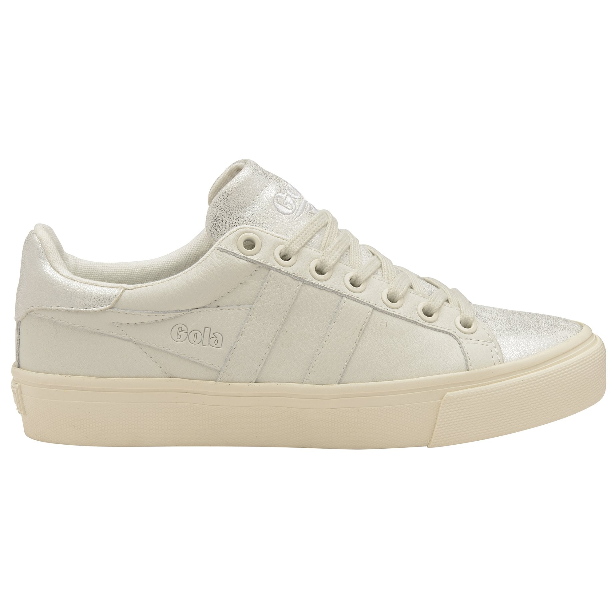 Gola womens Orchid II Shimmer trainer