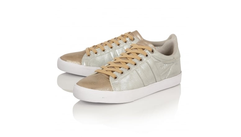 Orchid Metallic, Womens Trainers Gola